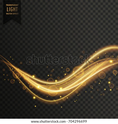 transparent golden light effect vector background #704296699