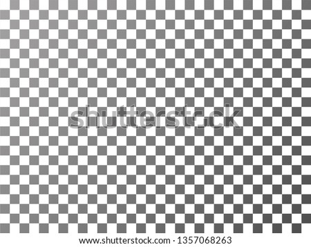 Transparent isolated background. Transparent grid