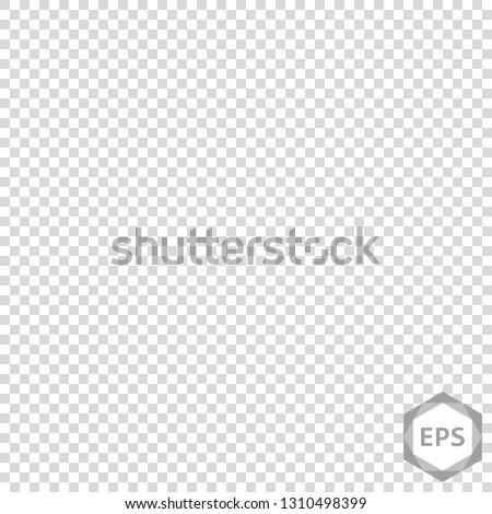 Transparent photoshop or illustrator background. Transparent grid.