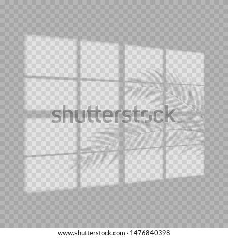 transparent shadow overlay