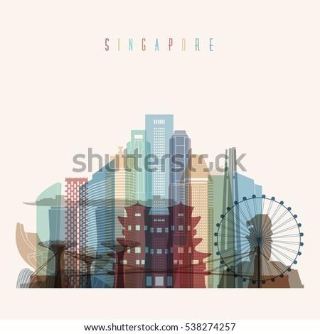 transparent style singapore