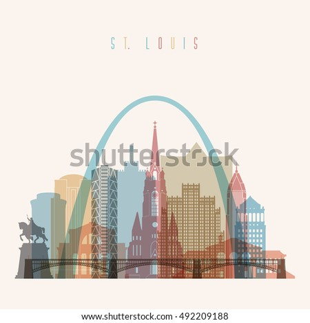 transparent styled st louis