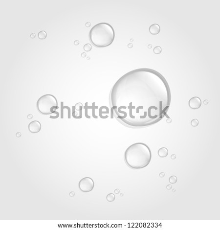 stock-vector-transparent-water-drop-on-light-gray-background-eps