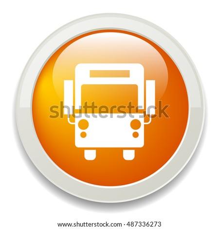 transport bus icon