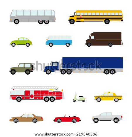 transportation and automotive