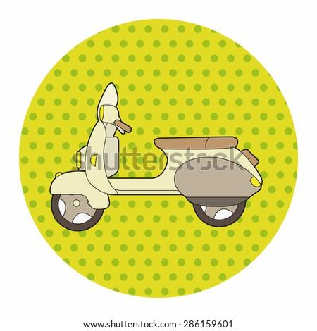 transportation motor theme