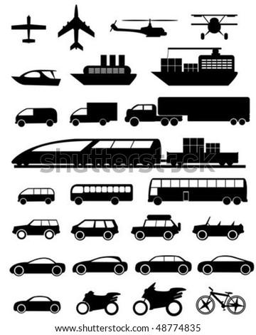 Transports Icon