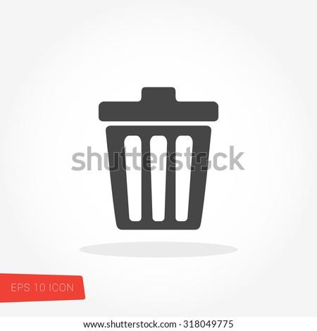 trash can icon   trash can icon