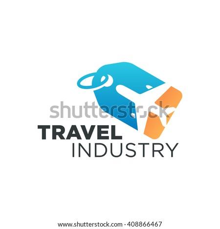 Travel Agent, Travel Discount, Travel Business Symbol