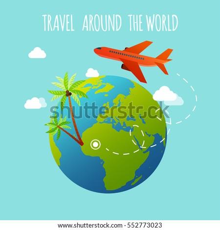 travel around the world the