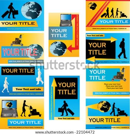 Travel Buisness Card Templates