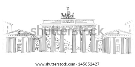 travel germany berlin cityscape