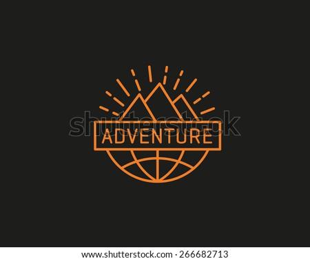 travel  globe  earth  mountain
