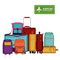 Travel icon design, vector illustration over white background