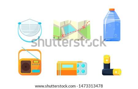 Medical supplies icons - Download Free Vectors, Clipart