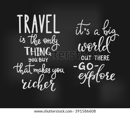 travel inspiration quotes