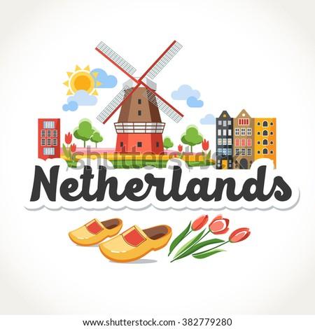 travel netherlands header card
