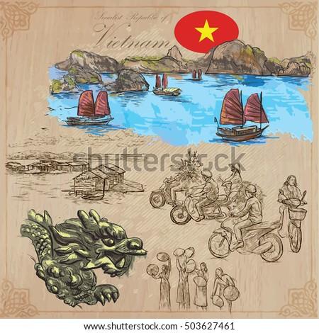 travel series  vietnam
