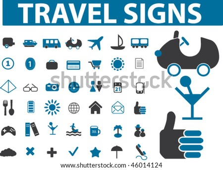 http://image.shutterstock.com/display_pic_with_logo/339688/339688,1265396351,2/stock-vector-travel-signs-vector-46014124.jpg