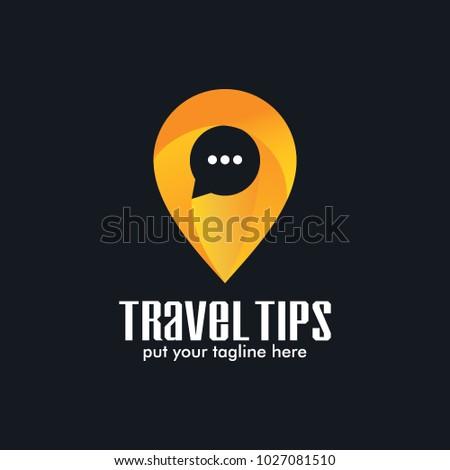 Travel Tips Logo icon