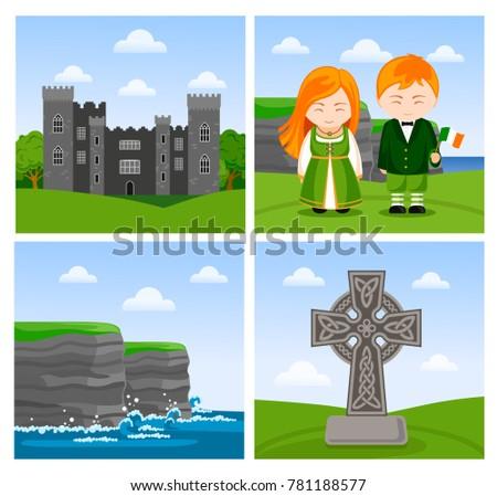travel to ireland cliffs of