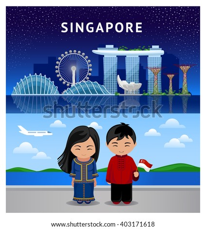travel to singapore beautiful