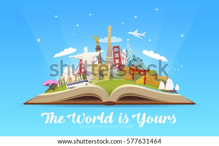 travel to world road trip