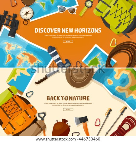 travel tourism vector