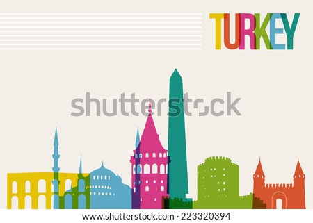 travel turkey famous landmarks