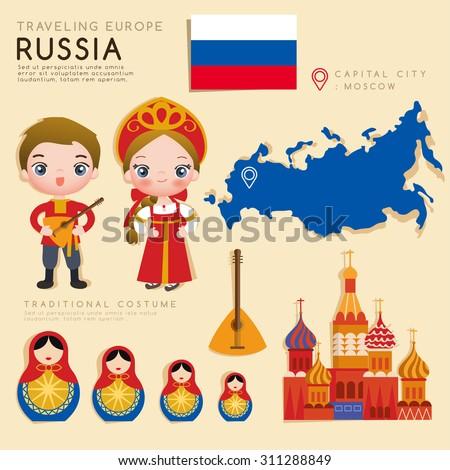 traveling europe   russia flat