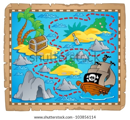pirate treasure vector download free vector art stock graphics