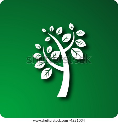 clip art tree of life. stock vector : Tree of life