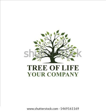 Tree of Life logo design roots inspiration