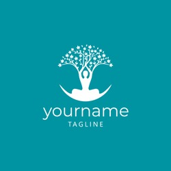 Tree of Life Yoga Logo Design