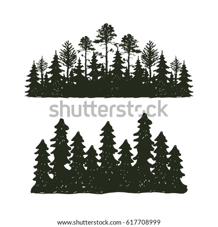 tree outdoor travel black