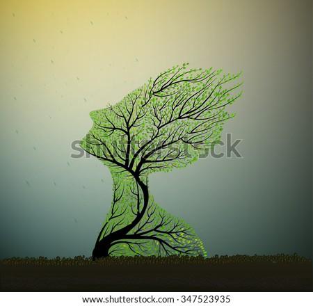 tree soul  tree looks like a