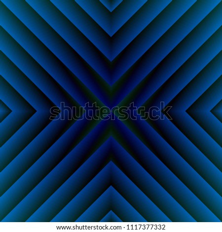 Trendy gradient pattern. Geometric abstraction and creative texture. Minimal color background.