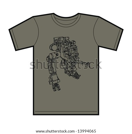 trendy t shirt design with