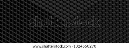 trendy widescreen geometric