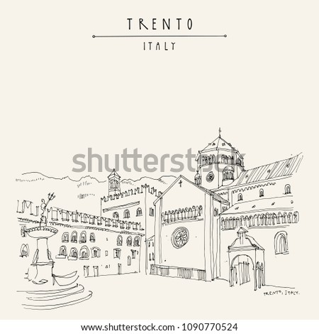 trento  northern italy