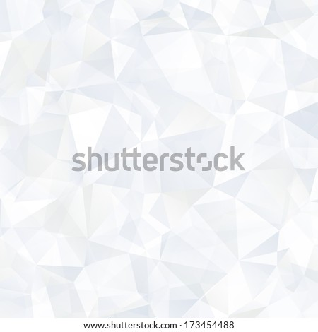 Triangle abstract vector background. Neutral background. Template for your design. Vector illustration