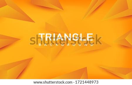 Triangle Background Elegant Vectors Eps 10.