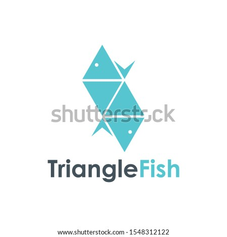 triangle fish   two fish