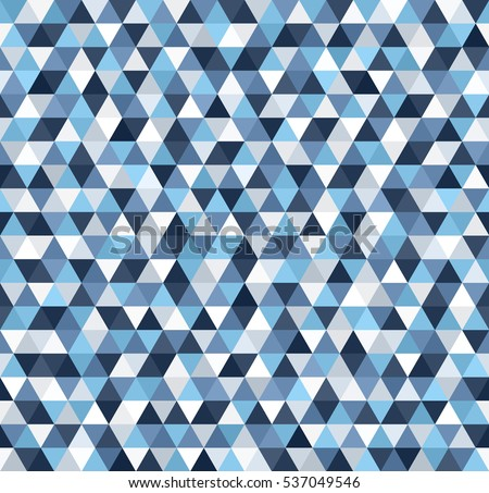 triangle pattern seamless
