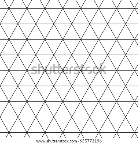 Triangle pattern texture or background