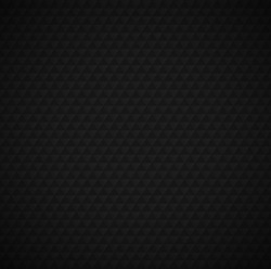 Triangles Background - Black