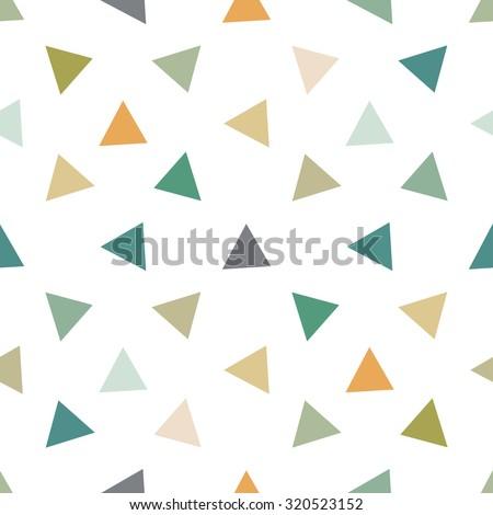 triangular background seamless