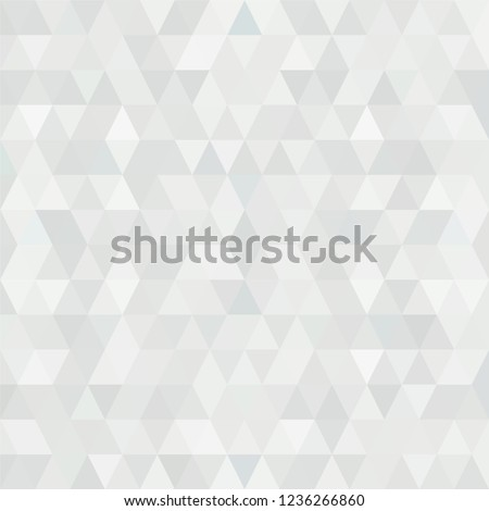Triangular  low poly, mosaic pattern background, Vector polygonal illustration graphic, Creative, Origami style with gradient #1236266860