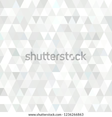 Triangular  low poly, mosaic pattern background, Vector polygonal illustration graphic, Creative, Origami style with gradient #1236266863