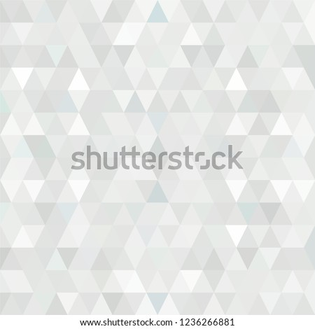 Triangular  low poly, mosaic pattern background, Vector polygonal illustration graphic, Creative, Origami style with gradient #1236266881